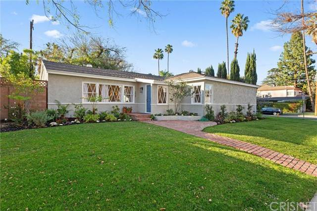 4929 Valjean Avenue, Encino, CA 91436 (#SR21013691) :: Team Forss Realty Group