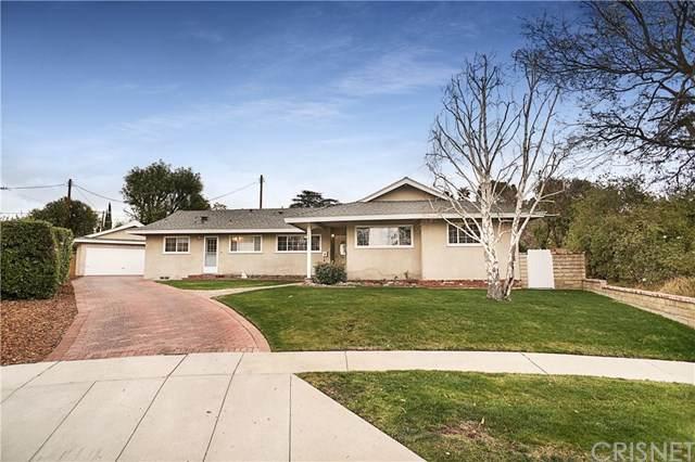 17901 Tribune Place, Granada Hills, CA 91344 (#SR21014609) :: Realty ONE Group Empire
