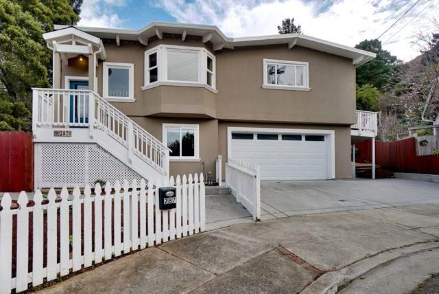 287 Hillside Drive, Pacifica, CA 94044 (#ML81826868) :: Realty ONE Group Empire