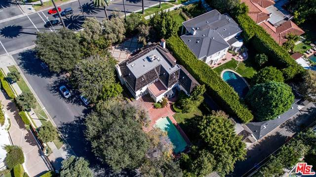 623 N Beverly Drive, Beverly Hills, CA 90210 (#21683860) :: Doherty Real Estate Group