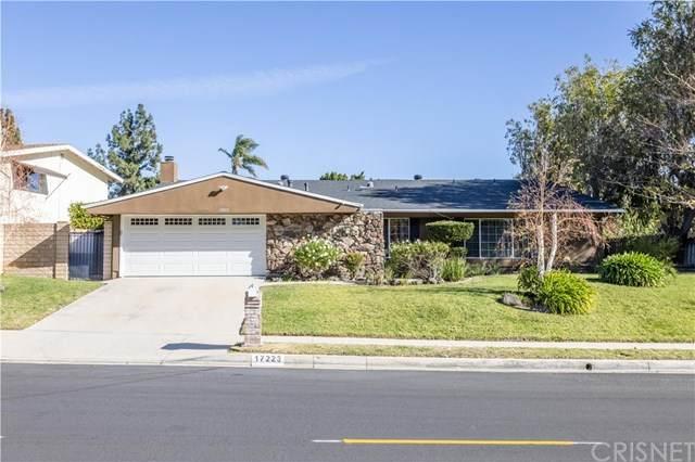 17223 Orozco Street, Granada Hills, CA 91344 (#SR21014640) :: Compass