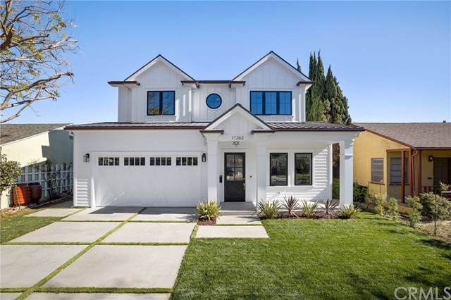 11262 Patom Drive, Culver City, CA 90230 (#SB21013116) :: Team Forss Realty Group