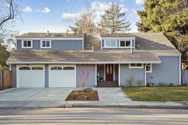 425 Hedgerow Court, Mountain View, CA 94041 (#ML81823865) :: EXIT Alliance Realty