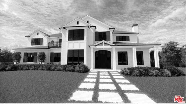 713 N Crescent Drive, Beverly Hills, CA 90210 (#21684066) :: Mint Real Estate