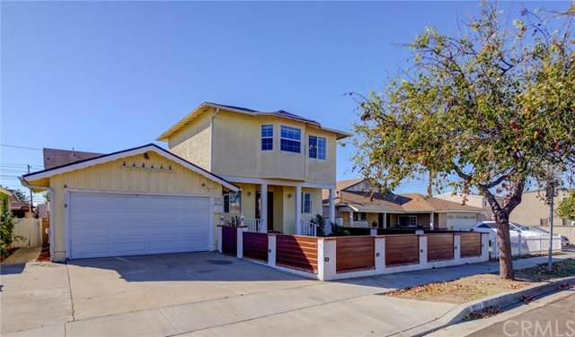 2132 W 161st Street, Torrance, CA 90504 (#SB21009589) :: Re/Max Top Producers