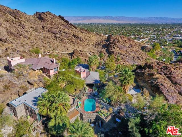 252 Ridge Road, Palm Springs, CA 92264 (#21681668) :: Wendy Rich-Soto and Associates