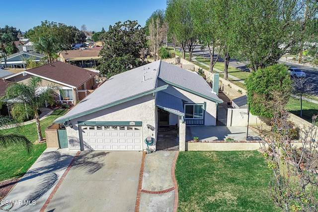 2391 Tracy Avenue, Simi Valley, CA 93063 (#221000347) :: Cal American Realty