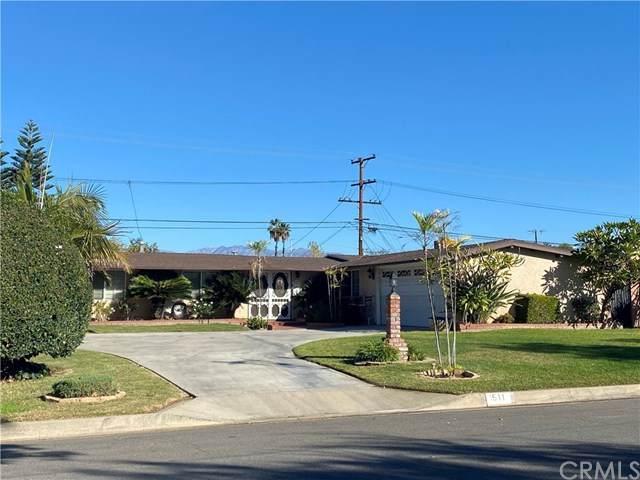 1511 E Holly Oak Drive, West Covina, CA 91791 (#CV21014905) :: The Alvarado Brothers