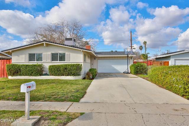 1461 Buster Street, Simi Valley, CA 93065 (#221000350) :: Cal American Realty