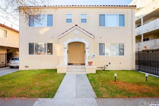 1179 Cherrycurrent Street, Glendale, CA 91202 (#320004717) :: The Parsons Team