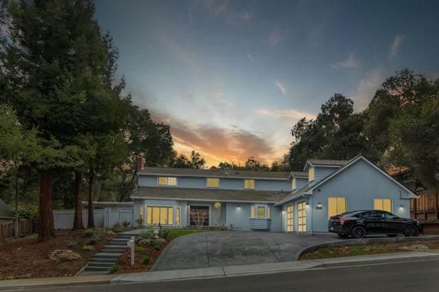 896 La Mesa Drive, Portola Valley, CA 94028 (#ML81824505) :: TeamRobinson   RE/MAX One