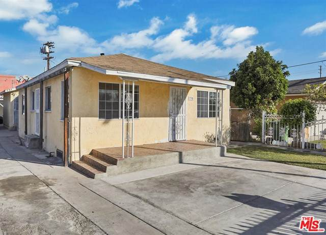 735 E 87Th Street, Los Angeles (City), CA 90002 (#21683708) :: Team Forss Realty Group