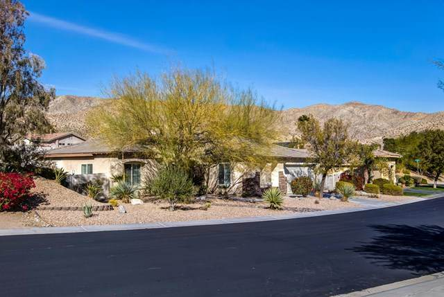 64136 Atlas Mountain Avenue, Desert Hot Springs, CA 92240 (#219056132PS) :: American Real Estate List & Sell