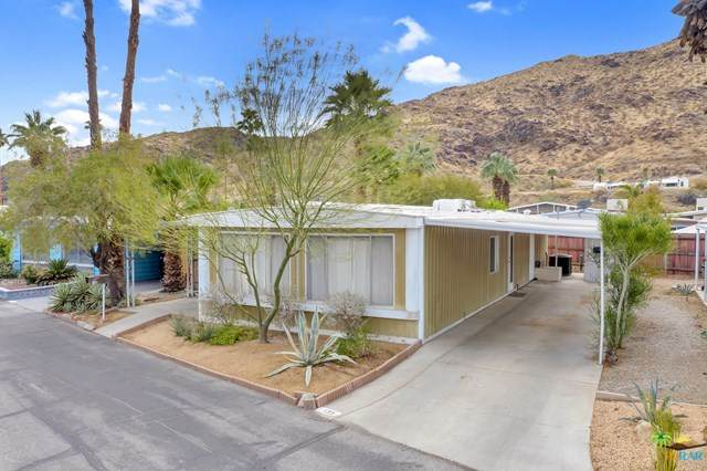 135 Camarillo, Palm Springs, CA 92264 (#21684126) :: Team Forss Realty Group