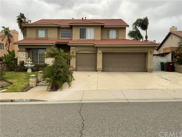 25234 Turquoise Lane, Moreno Valley, CA 92557 (#IV21014935) :: The DeBonis Team