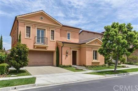 45 Tesoro, Irvine, CA 92618 (#TR21015001) :: Doherty Real Estate Group