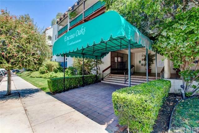 5460 White Oak Avenue G216, Encino, CA 91316 (#SR21015004) :: RE/MAX Masters