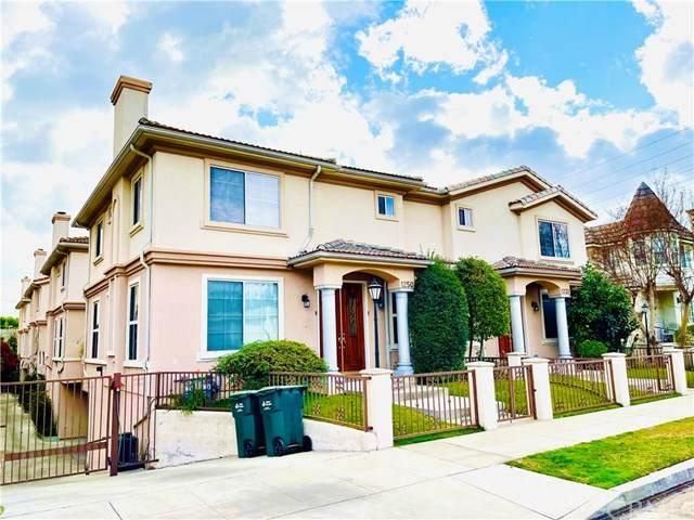 1256 Elm Avenue #7, San Gabriel, CA 91775 (#AR21014160) :: Realty ONE Group Empire