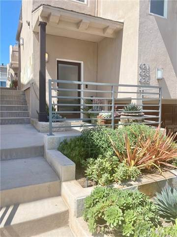 421 11th Street, Hermosa Beach, CA 90254 (#SB21014851) :: Realty ONE Group Empire