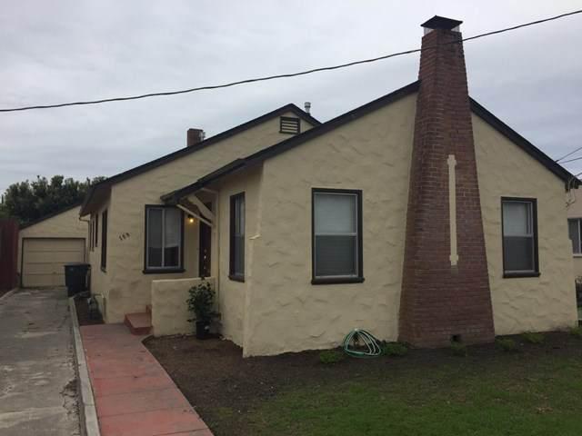 109 Geil Street, Salinas, CA 93901 (#ML81826973) :: Bob Kelly Team