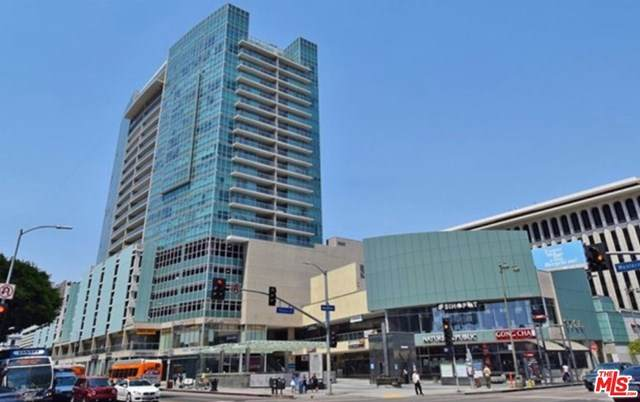 3785 Wilshire Boulevard #1807, Los Angeles (City), CA 90010 (#21684158) :: RE/MAX Masters