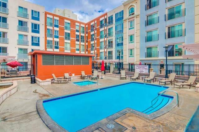 450 J St #4071, San Diego, CA 92101 (#210001956) :: Doherty Real Estate Group