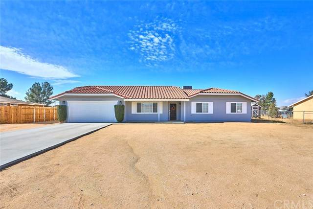 15068 Temecula Road, Apple Valley, CA 92307 (#SW21015107) :: Realty ONE Group Empire