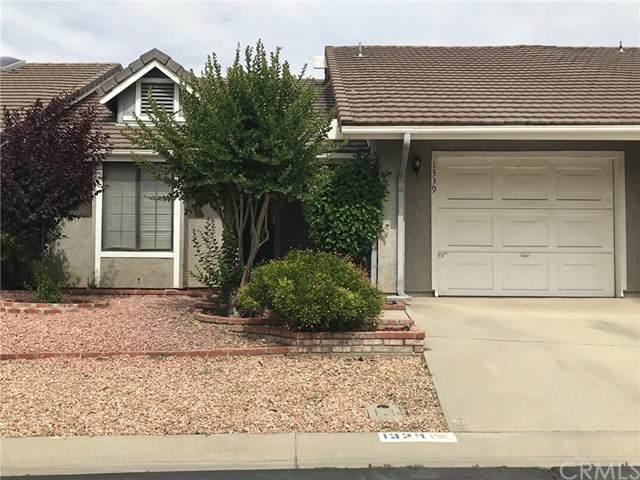 1339 Van Buren Circle, San Jacinto, CA 92583 (#SW21015161) :: Blake Cory Home Selling Team