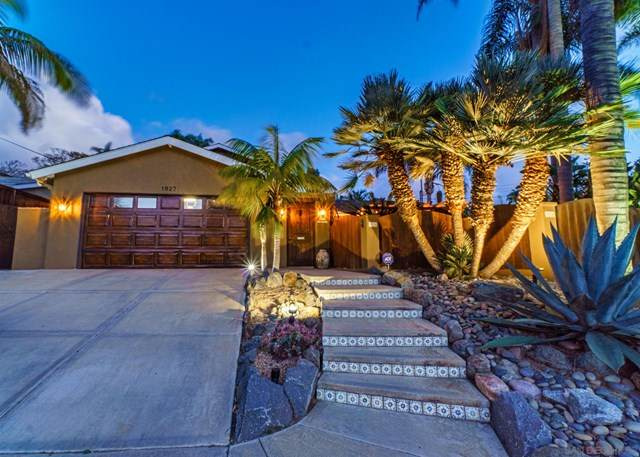 1927 Playa Riviera Dr, Cardiff By The Sea, CA 92007 (#210001961) :: Frank Kenny Real Estate Team
