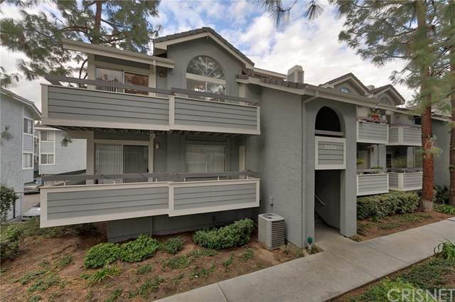 26784 Claudette Street #358, Canyon Country, CA 91351 (#SR21015034) :: The Parsons Team