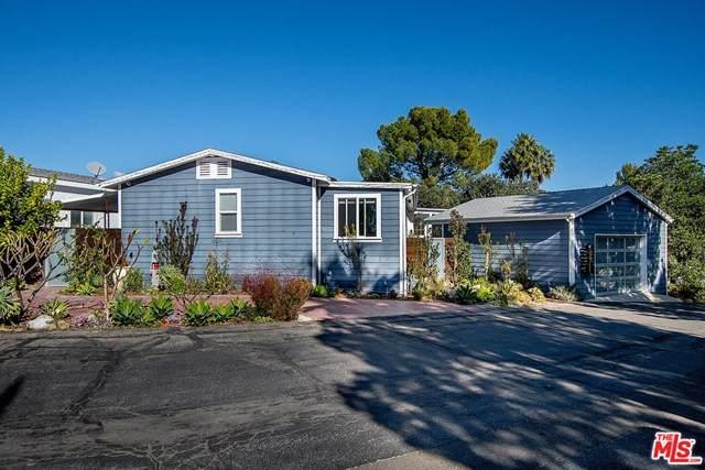 1301 Zuni Lane, Topanga, CA 90290 (#21683972) :: Zen Ziejewski and Team