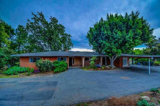 705 Hamilton Lane, Fallbrook, CA 92028 (#NDP2100795) :: Bob Kelly Team