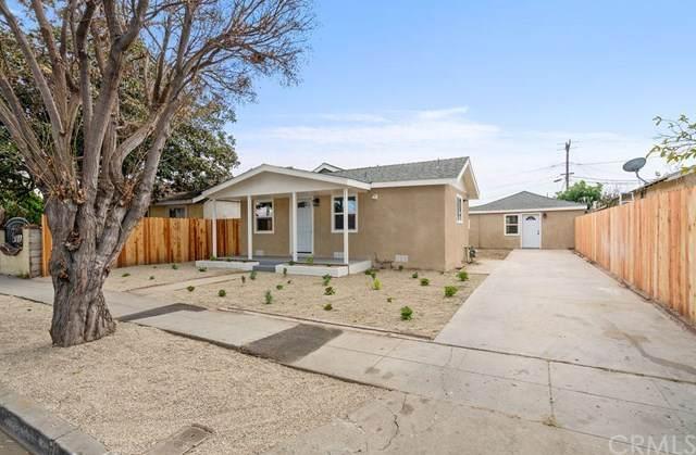 4918 E San Vicente Street, Compton, CA 90221 (#CV21015201) :: The Parsons Team