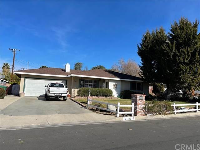 41126 Tava Lane, Hemet, CA 92544 (#SW21015222) :: Blake Cory Home Selling Team