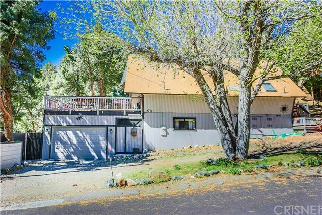 1916 Poplar Way, Pine Mountain Club, CA 93222 (#SR21015100) :: Realty ONE Group Empire