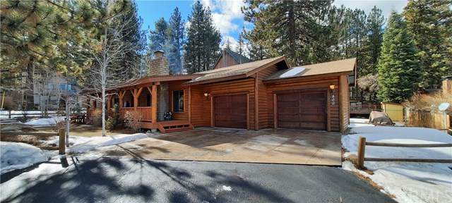 800 Club View Drive, Big Bear, CA 92315 (#EV21013585) :: The Alvarado Brothers