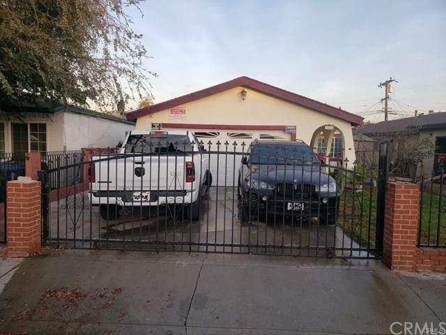 1258 S Brannick Avenue, Los Angeles (City), CA 90023 (#MB21015122) :: The Parsons Team