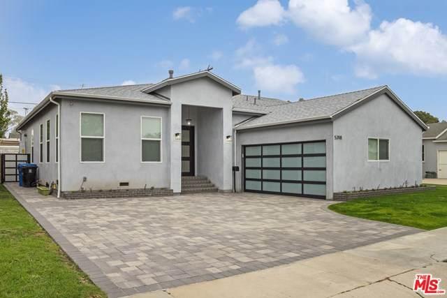 5398 Emporia Avenue, Culver City, CA 90230 (#21684142) :: Re/Max Top Producers