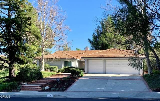 12162 Nugent Drive, Granada Hills, CA 91344 (#V1-3557) :: The Results Group