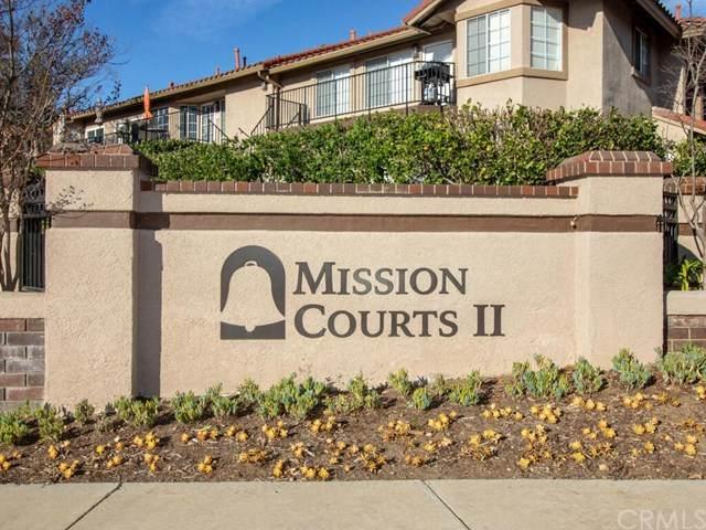 5 Blue Oak #84, Rancho Santa Margarita, CA 92688 (#SW21015300) :: The DeBonis Team