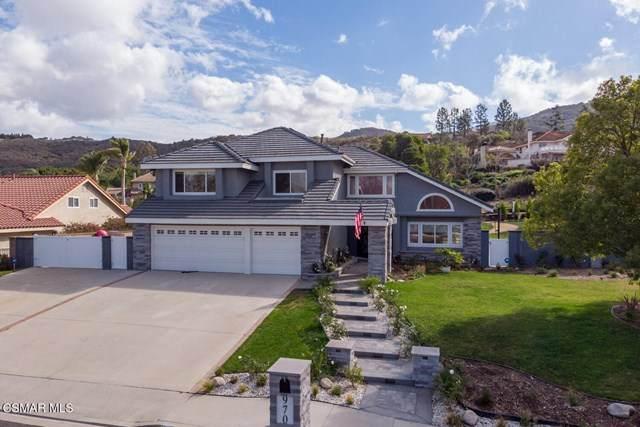 970 Golden Crest Avenue, Newbury Park, CA 91320 (#221000368) :: Re/Max Top Producers