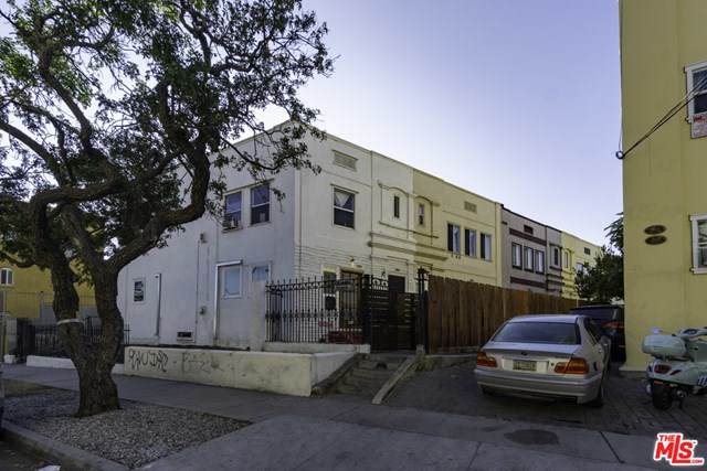 204 Columbia Place, Los Angeles (City), CA 90026 (#21684298) :: Jessica Foote & Associates