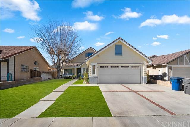 36831 Benedict Court, Palmdale, CA 93552 (#SR21015313) :: The Ashley Cooper Team