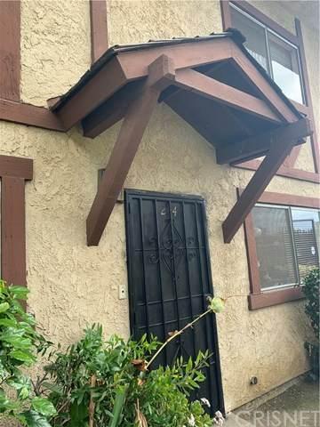 14333 Van Nuys Boulevard #24, Arleta, CA 91331 (#SR21015366) :: TeamRobinson | RE/MAX One