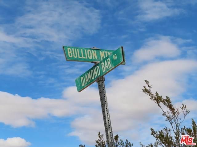 0 Diamond Bar Drive, 29 Palms, CA 92277 (#21684332) :: Millman Team