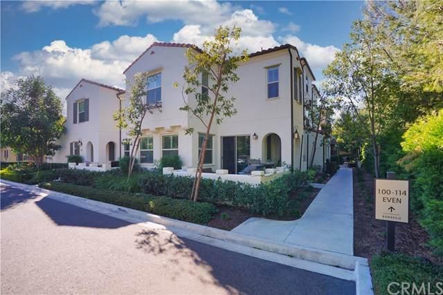 108 Borrego, Irvine, CA 92618 (#PW21015395) :: Mint Real Estate