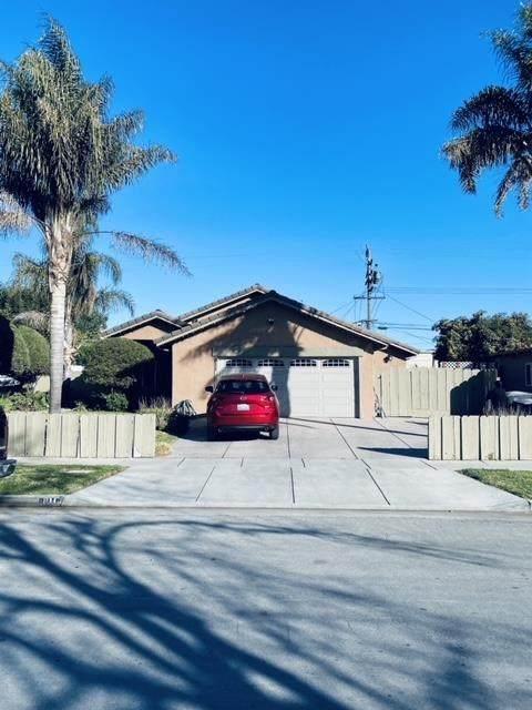811 Garden Way, Salinas, CA 93905 (#ML81827028) :: Millman Team