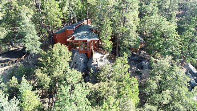 55175 Scenic Drive, Idyllwild, CA 92549 (#SW21015277) :: Realty ONE Group Empire