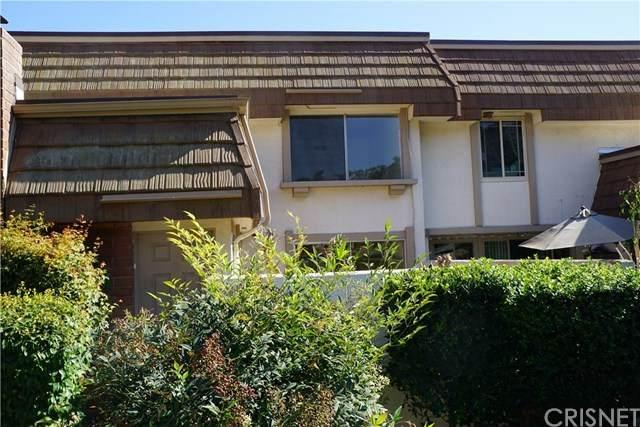 22242 Germain Street #4, Chatsworth, CA 91311 (#SR21011296) :: The Najar Group