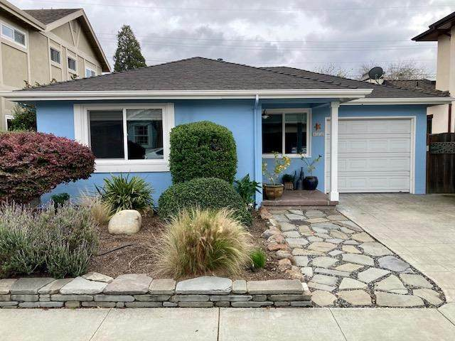 614 Gilroy Drive, Capitola, CA 95010 (#ML81827045) :: Pam Spadafore & Associates